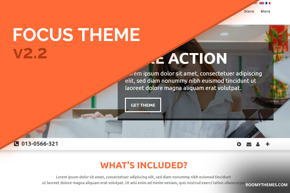 Focus theme updated to version 2.2